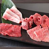 上質なお肉と、工夫を凝らした料理の数々