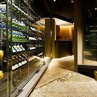 種類豊富なワインと焼肉のマリアージュ