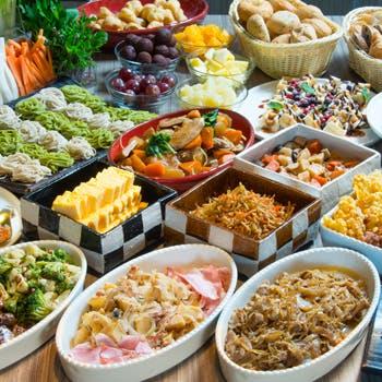 ALL DAY DINING NiKO GINZA/ミレニアム 三井ガーデンホテル 東京(オールデイダイニング ニコ ギンザ) - 銀座 - 東京都(バイキング(洋食),バイキング(和食))-gooグルメ&料理
