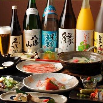 日本酒春夏秋冬こだわりの銘酒