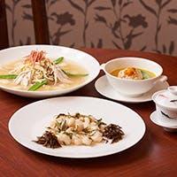 揚州料理の淮揚名菜