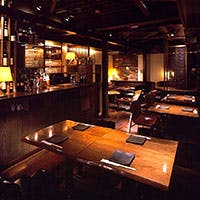 NYにある和食店をコンセプトに