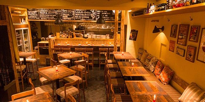 記念日におすすめのレストラン・BARNEA GRILLの写真1
