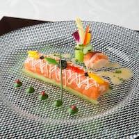 レストラン・ルミエール/中之島プラザ13F