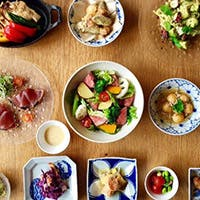 四季折々の旬の食材に手間ひまをかけた「京のほんまもん」のおばんざい
