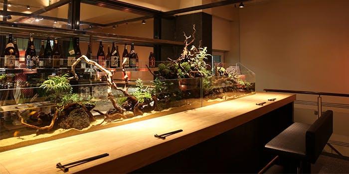 記念日におすすめのレストラン・鉄板焼 円居 -MADOy- 神楽坂 別邸の写真1