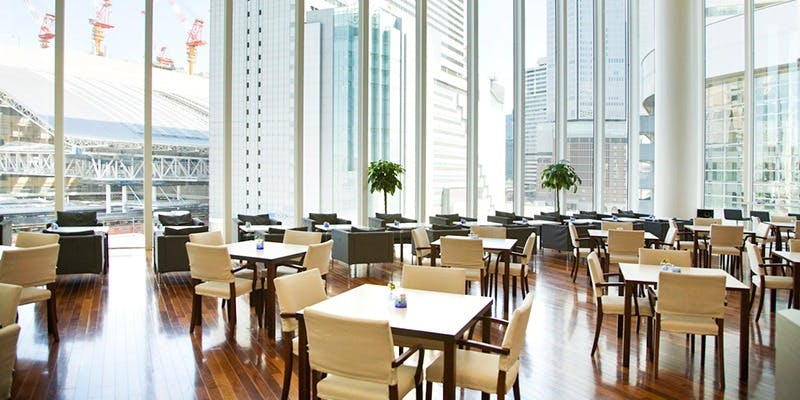 記念日におすすめのレストラン・The Grand Cafeの写真2