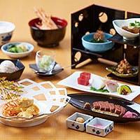 沖縄県産食材の贅沢なコラボレーション『南国御膳』