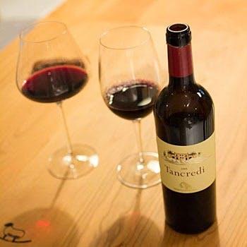 ワイン好きもビギナーも楽しめる豊富なラインアップ。