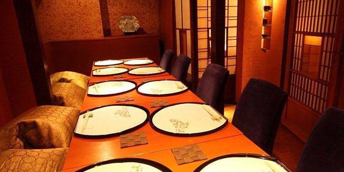 記念日におすすめのレストラン・豪農 五十嵐邸 銀座 KURA・凛の写真1