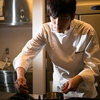 鎌倉の空気感、四季を感じるフランス料理
