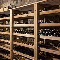 古我邸ソムリエ監修 天然洞窟ワインセラー