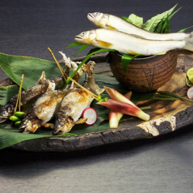 魚、肉、野菜すべてにおいて妥協しない、店主自ら目利きした厳選食材
