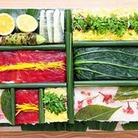 地元の広島を代表する旬の食材を使った郷土料理のお店です