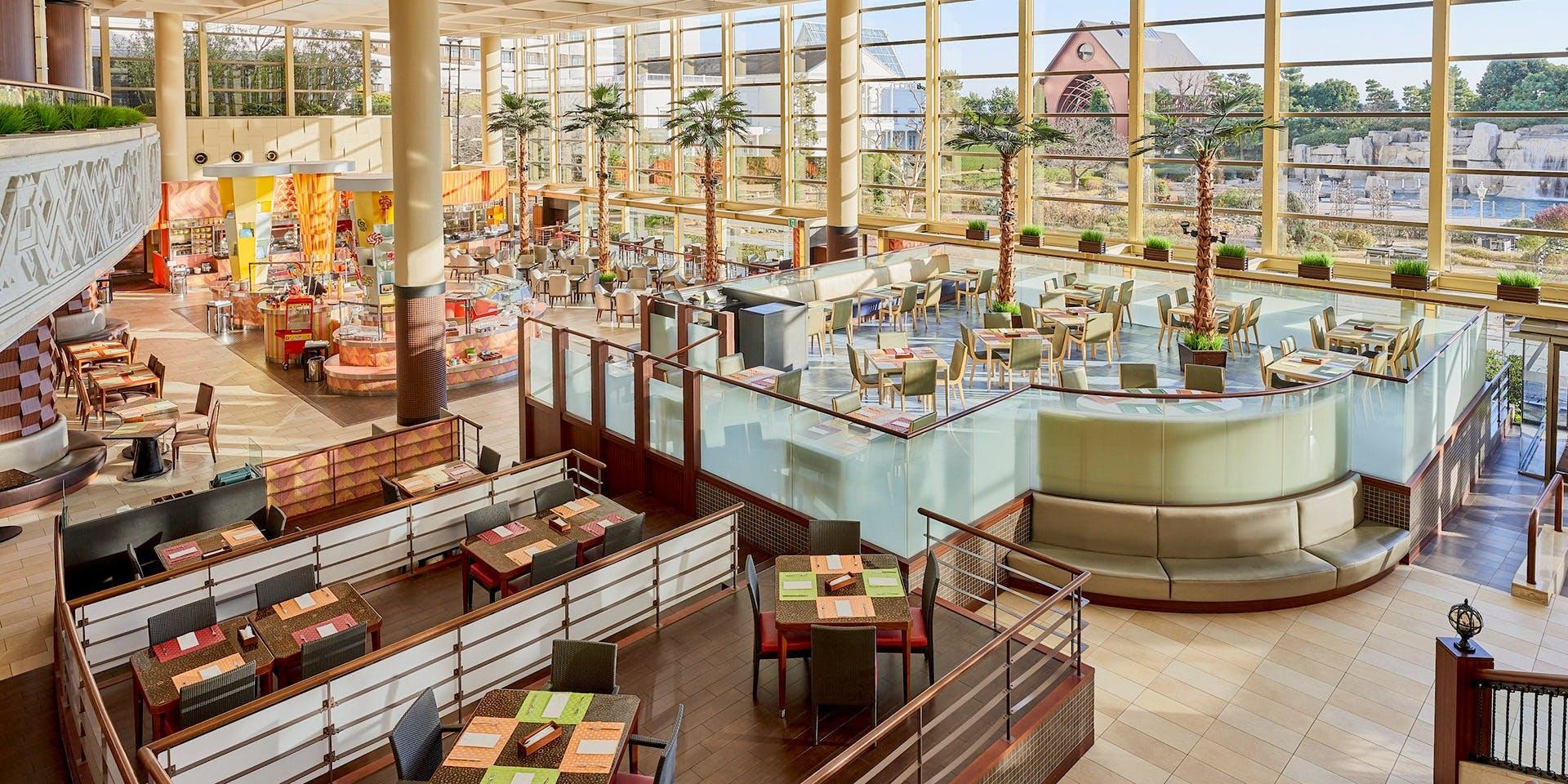 記念日におすすめのレストラン・ブッフェ・ダイニング グランカフェ/シェラトン・グランデ・トーキョーベイ・ホテルの写真2