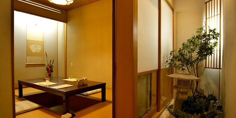 記念日におすすめのレストラン・日本橋 伊勢重の写真1