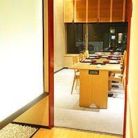 自慢の会席料理を、ごゆっくりお楽しみいただける和食レストラン