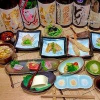 くずし割烹 天ぷら竹の庵 東銀座店