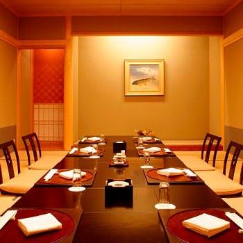ホテルモントレ仙台6F 日本料理「隨縁亭」