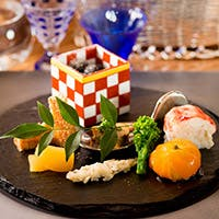 北海道食材で作る日本料理