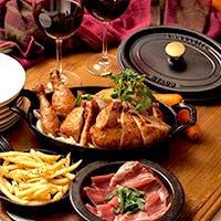 肉質は柔らかく、深い味わいが特徴の伊達鶏を使用