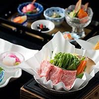 旬の新鮮素材を器と粋な和食でおもてなし