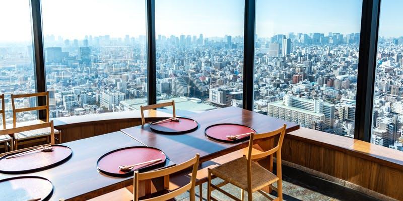 記念日におすすめのレストラン・國見/東京ソラマチ31Fの写真2