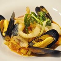 本場イタリアの郷土料理をご堪能いただけます