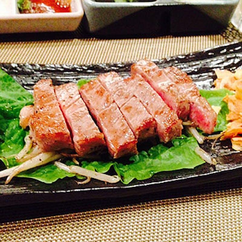 【奏コース】黒毛和牛ステーキ、お魚料理など全9品+ステーキにフォアグラを追加