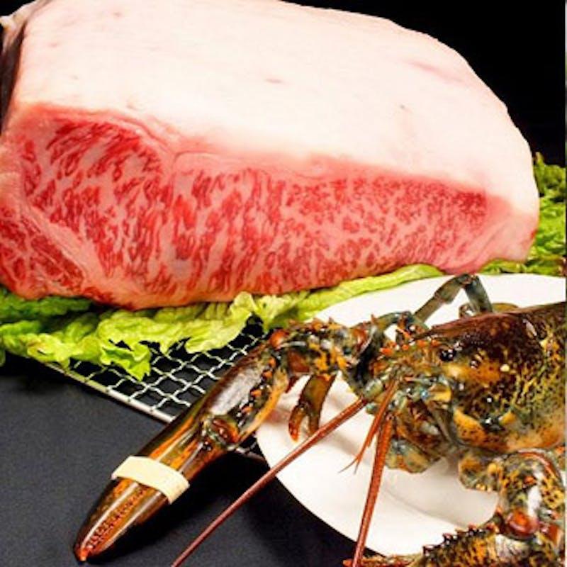 【奏コース】黒毛和牛ステーキ、お魚料理など全9品+1ドリンク