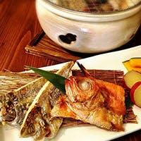 七輪焼は、約30種 素材の旨味をシンプルに味わう