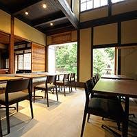 京都の歴史を感じる佇まい