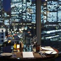 MOTIF RESTAURANT & BAR/フォーシーズンズホテル丸の内 東京