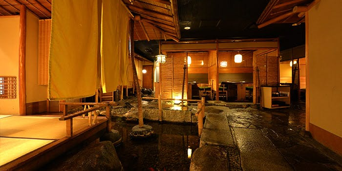 記念日におすすめのレストラン・月亭本店の写真1
