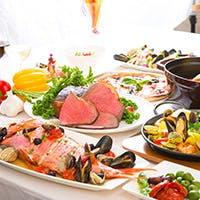 カジュアルに料理とお酒が楽しめる地中海料理&ワイン・ビアバル