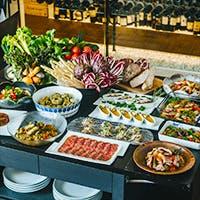 厳選した食材を最上の方法で調理する新感覚イタリアン