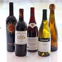 料理を引き立てる厳選したワインやハーブ本来の香りや効力を取り入れたハーブティー
