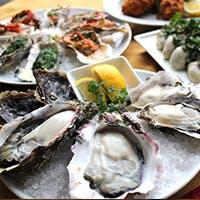 牡蠣でみんなに笑顔を…「安全、安心、美味しい」オイスターバー