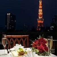 TIGER IN ROPPONGI~シャンデリアの煌めきと東京タワーの夜景、天気の良いはテラス席で~