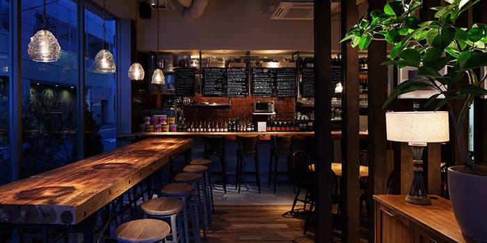 記念日におすすめのレストラン・アルベルゴの写真1