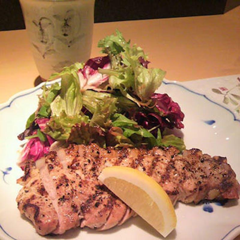 【おまかせコース】前菜3品・お刺身・煮物・揚物・肉料理・選べるご飯物 全8品+乾杯スパークリング