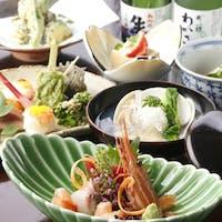 日本料理 茶寮若狭