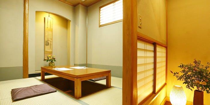 記念日におすすめのレストラン・日本料理 茶寮若狭の写真1