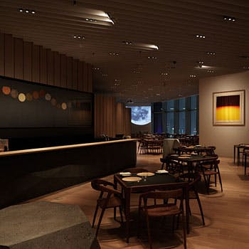 THE MOON(Restaurant / Lounge)