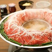 一度食べたらやみつきになる博多第3の鍋「博多炊き肉鍋」一度食べたらやみつきになる博多第3の鍋「博多炊き肉鍋」