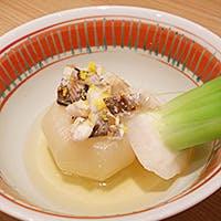 京都産の食材を中心とした絶品日本料理