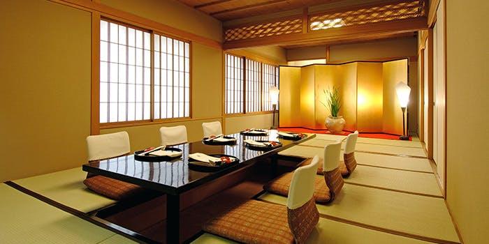 記念日におすすめのレストラン・日本料理 加瀬の写真1