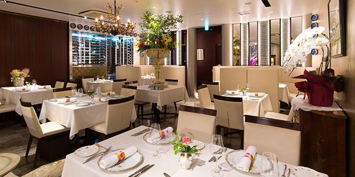 記念日におすすめのレストラン・レストラン ラ・カンサトゥールの写真1