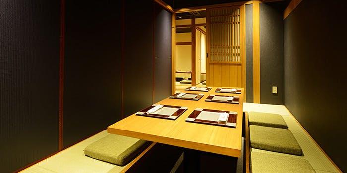 記念日におすすめのレストラン・日本料理 櫂の写真2