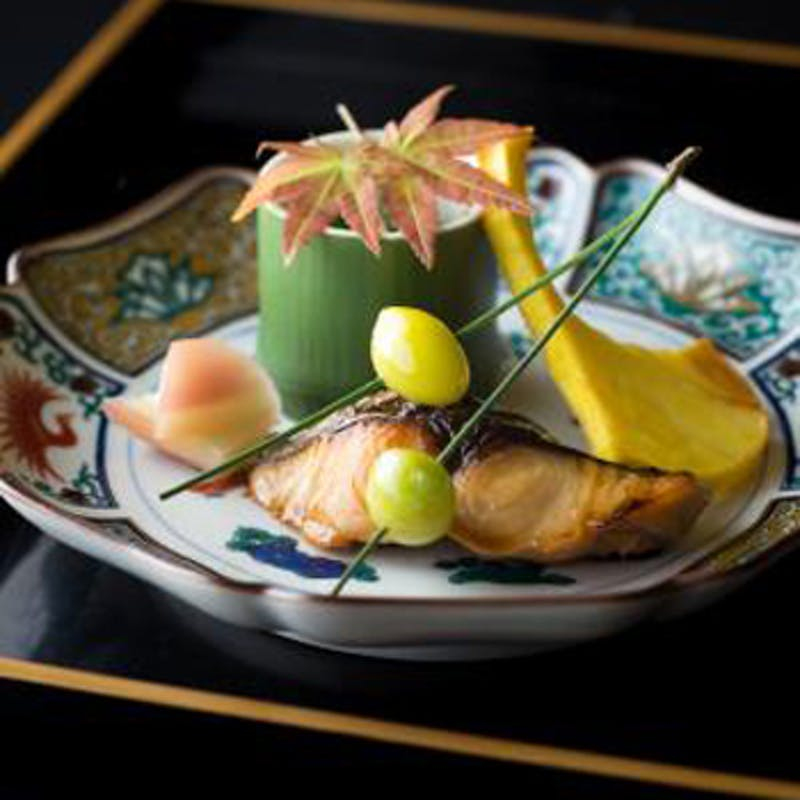 【縁】季節のより良い食材を楽しむ懐石料理 全8品